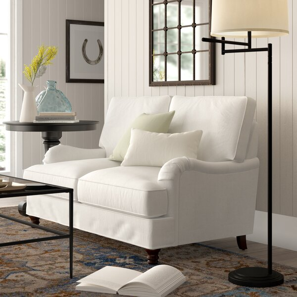 Montgomery Slipcovered Loveseat by Birch Lane™ Heritage