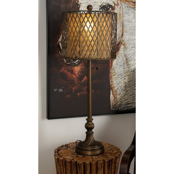 Larraine 33 Buffet Lamp by Beachcrest Home