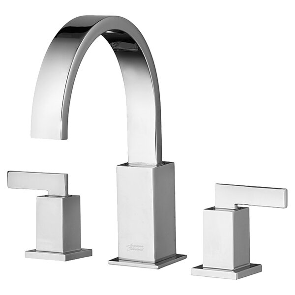 Times Square Double Handle Deck Mounted Roman Tub Faucet Trim By American Standard