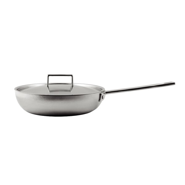10 Frying Pan with Lid by MEPRA