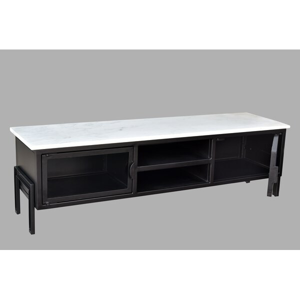 Nils Media Unit 2 Door Accent Cabinet by 17 Stories