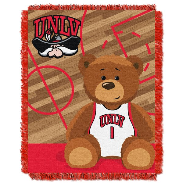 Collegiate UNLV Baby Blanket by Northwest Co.