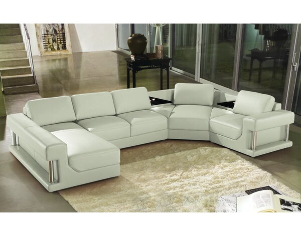 Eben Sectional by Hokku Designs