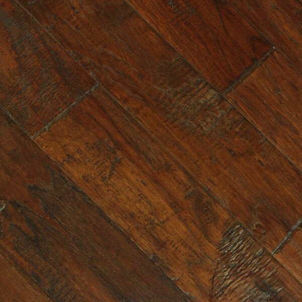 Olde Worlde 5 Engineered Hickory Hardwood Flooring in Oxford by Wildon Home ®