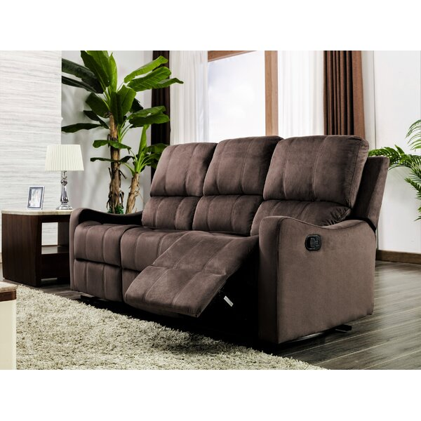 Diop Reclining Sofa By Winston Porter