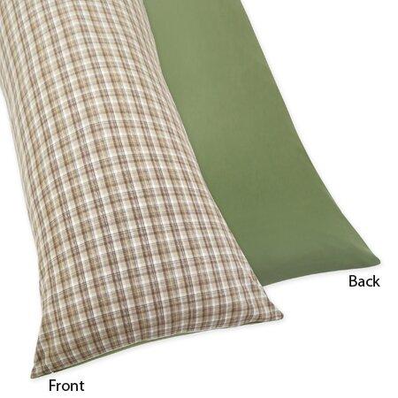 Construction Zone Body Pillowcase by Sweet Jojo Designs