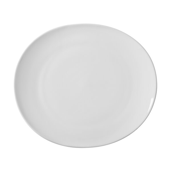 Royal Oval 11 Dinner Plate (Set of 6) by Ten Strawberry Street