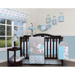 5dbf16d191b2 Safari & Jungle Crib Bedding Sets You'll Love | Wayfair