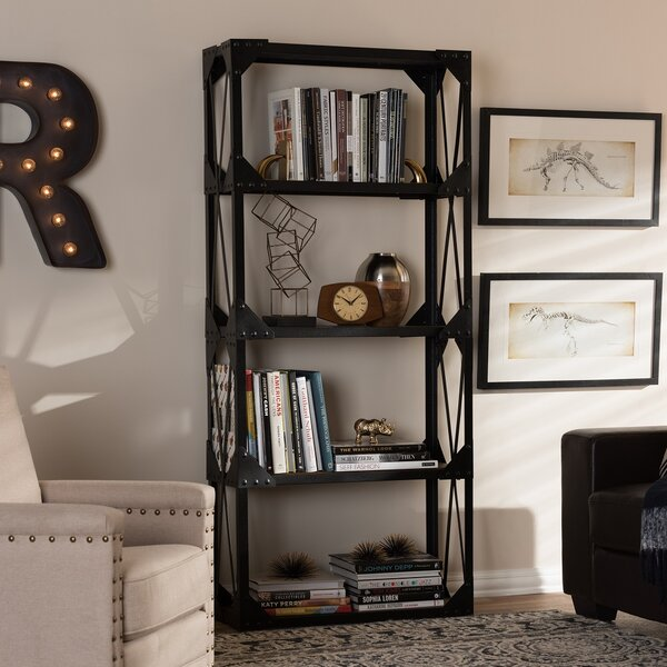 Hudson Etagere Bookcase by Wholesale Interiors