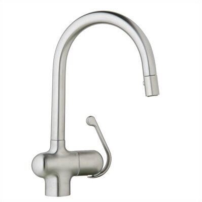 Ladylux Standard  Pull Out Bar Faucet with SilkMove® by Grohe