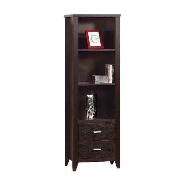 Vickie Creative Office Home Utility Standard Bookcase By Red Barrel Studio