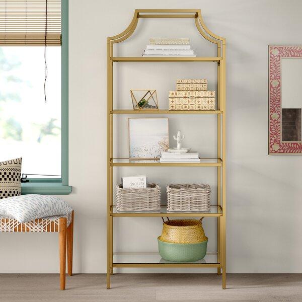 Damon Etagere Bookcase by Mistana