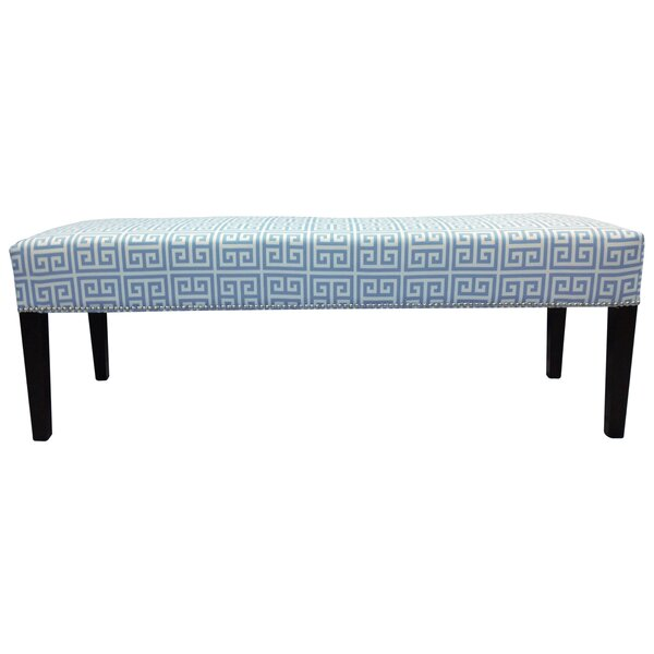 Melrose Chain Cotton Bench by Sole Designs
