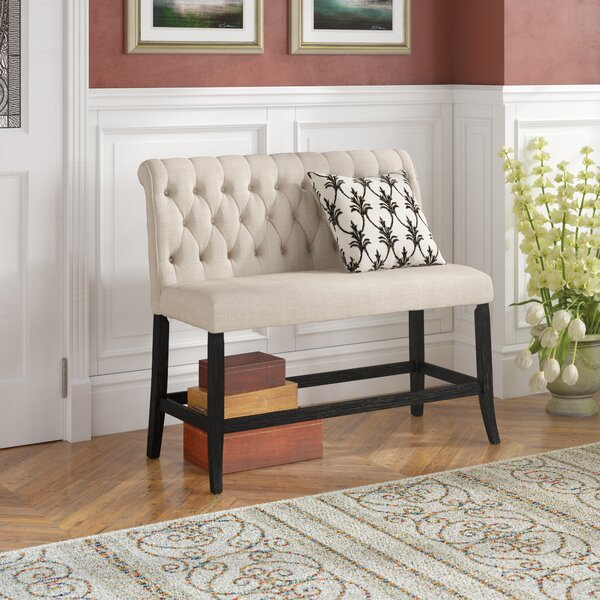 Tomasello Upholstered Bench by Darby Home Co Darby Home Co