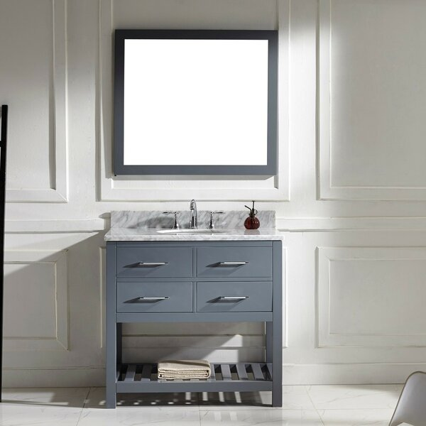Rishaan 37 Single Bathroom Vanity Set by Willa Arl