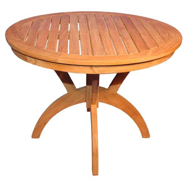 Pedestal Dining Table by Regal Teak