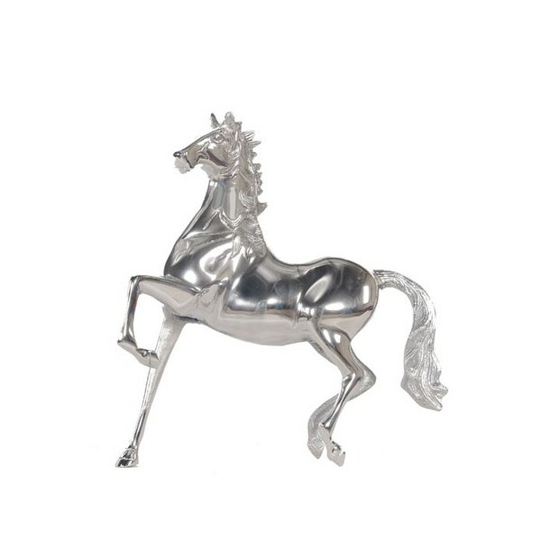 Piantedosi Horse Figurine by Darby Home Co