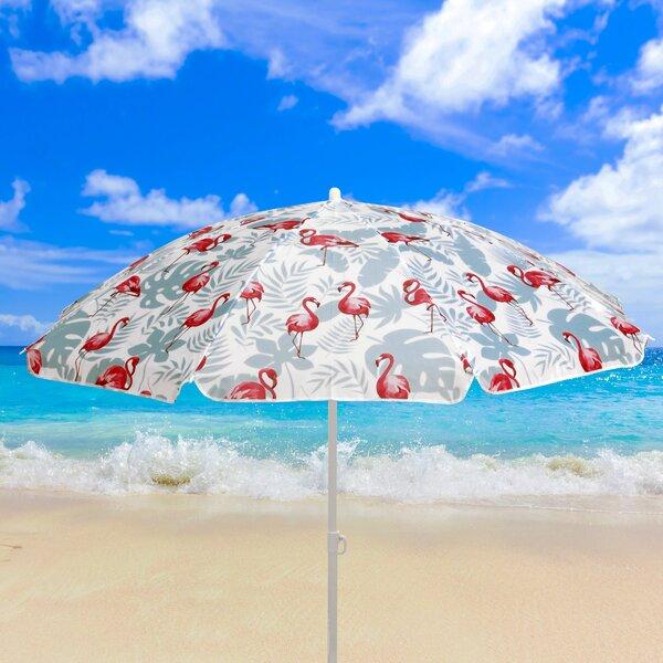 Atoka 5' Beach Umbrella by Bay Isle Home