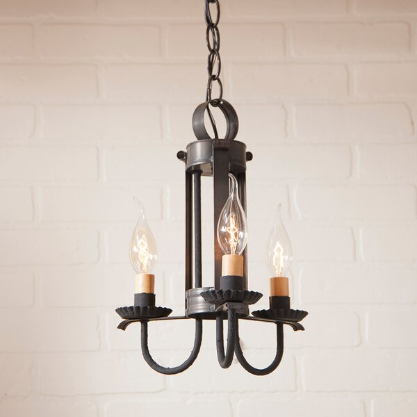 Westbourne 3-Light Candle Style Chandelier by Gracie Oaks