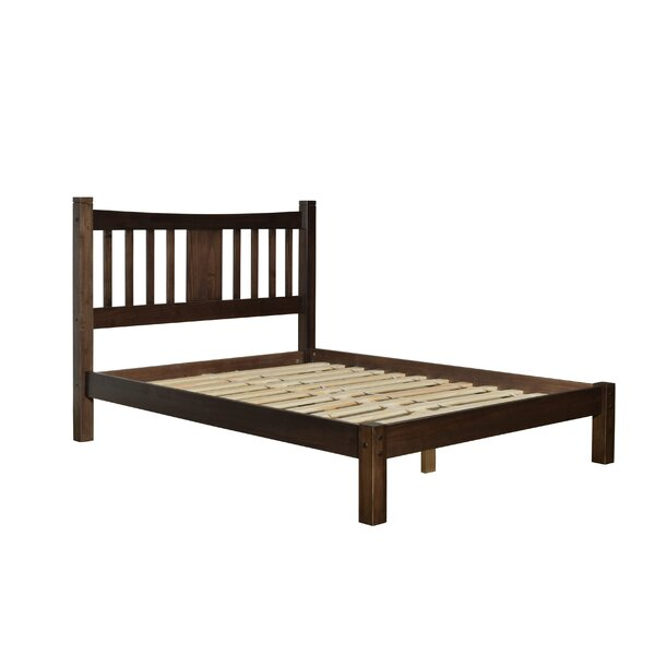 Shaker Platform Bed by Grain Wood Furniture Grain Wood Furniture