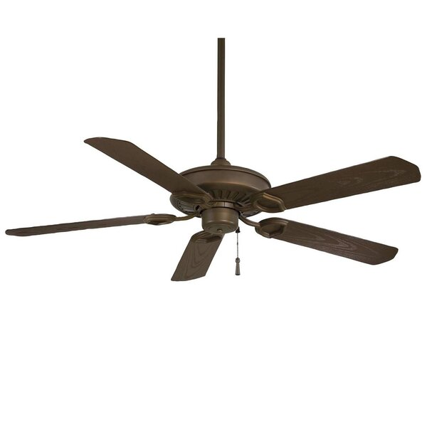 54 Sundowner 5-Blade Indoor / Outdoor Ceiling Fan by Minka Aire