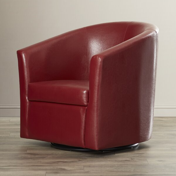 Kibby Barrel Chair by Andover Mills