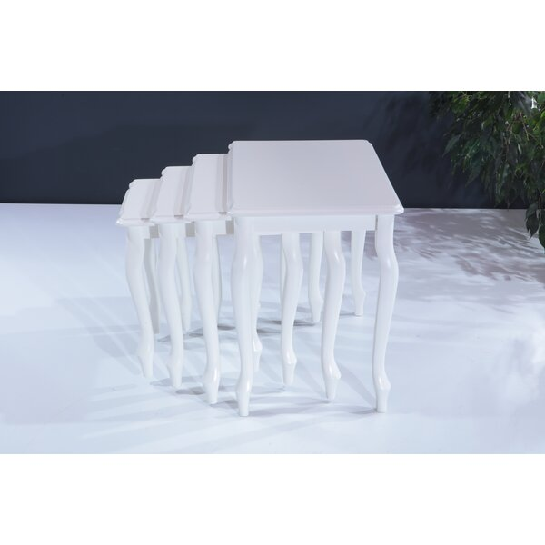 Corston 4 Piece Nesting Tables By Winston Porter