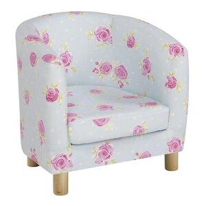 kindersitzm bel muster florales. Black Bedroom Furniture Sets. Home Design Ideas