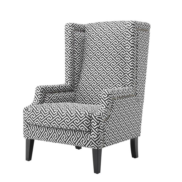 Eleventy Wingback Chair by Eichholtz