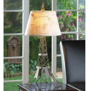 Comparison Parisian 27.5 Table Lamp By Zingz & Thingz