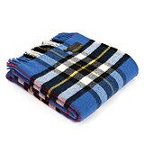 Fritts Dress Thompson Wool Throw by August Grove®