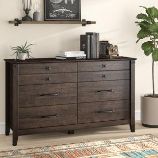 Great Price Chappel 6 Drawer Double Dresser ByTrent Austin Design