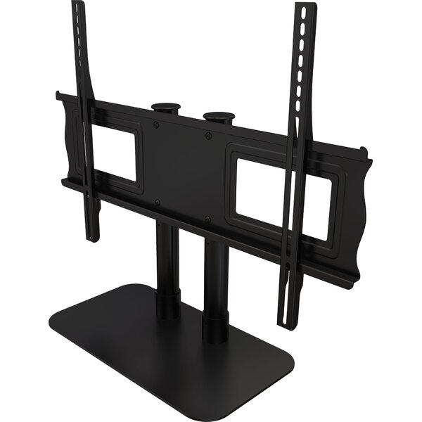 Single Monitor Fixed Universal Desktop Mount for 32 - 55 Screens by Crimson AV