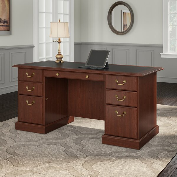 Cowdray Executive Desk by Astoria Grand