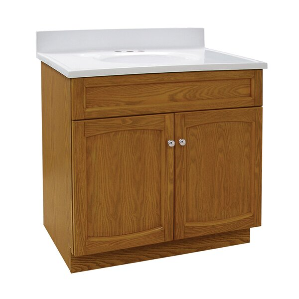 Heartland 31 Single Bathroom Vanity Set by Hazelwood Home