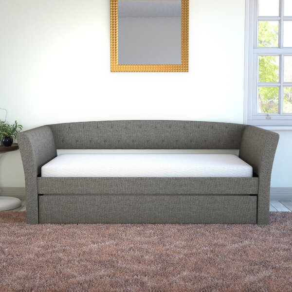 Gritton Twin Daybed with Trundle by House of Hampton House of Hampton