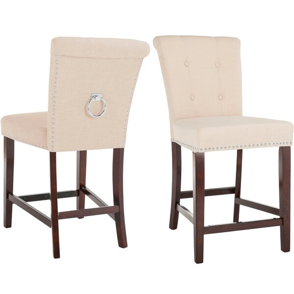 Prater 26 Bar Stool (Set of 2) by Darby Home Co