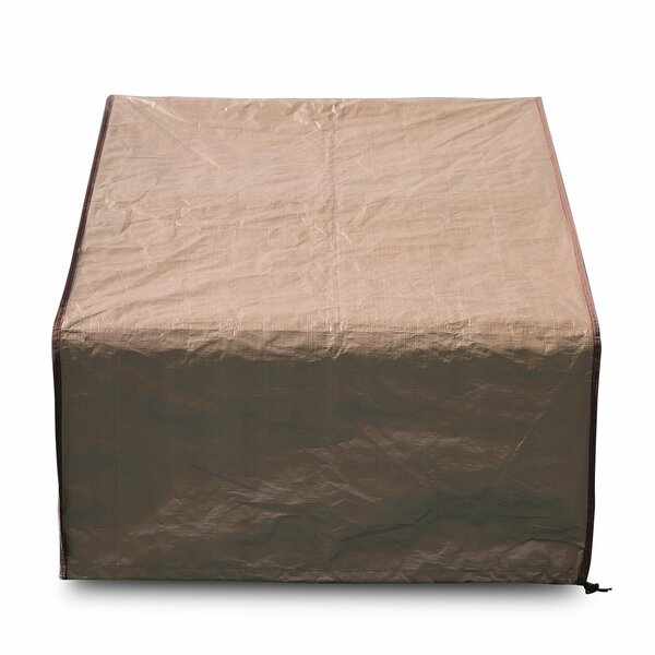 Outdoor Leisure Durable and Water Resistant Chair Cover by Freeport Park