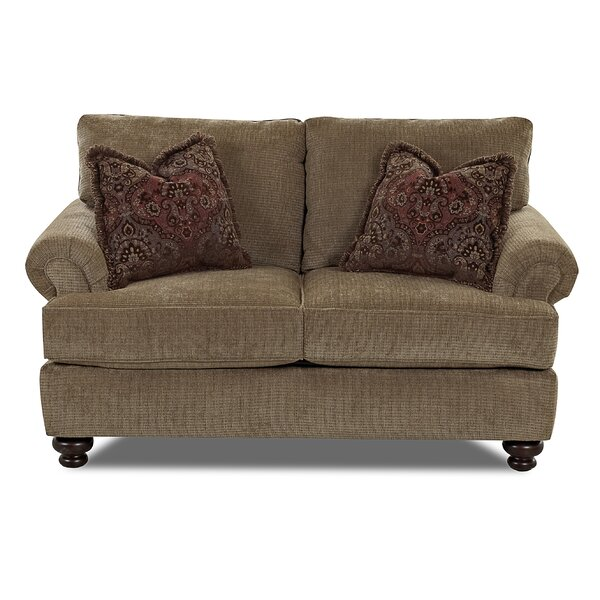 Iron Loveseat by Charlton Home