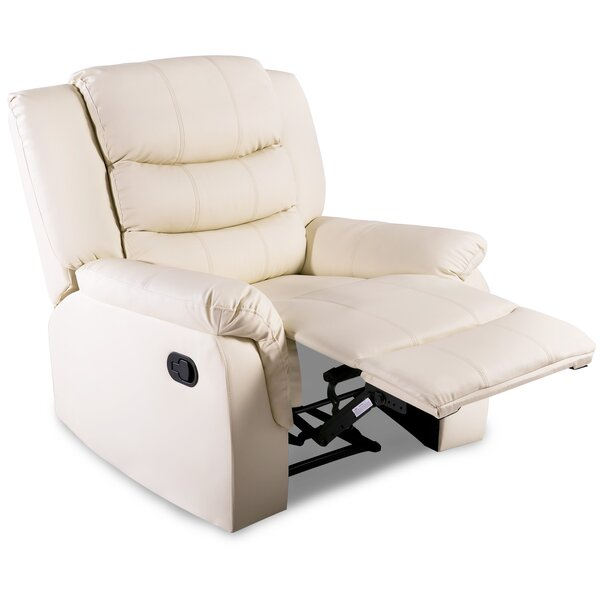 William Street Manual Recliner by Latitude Run