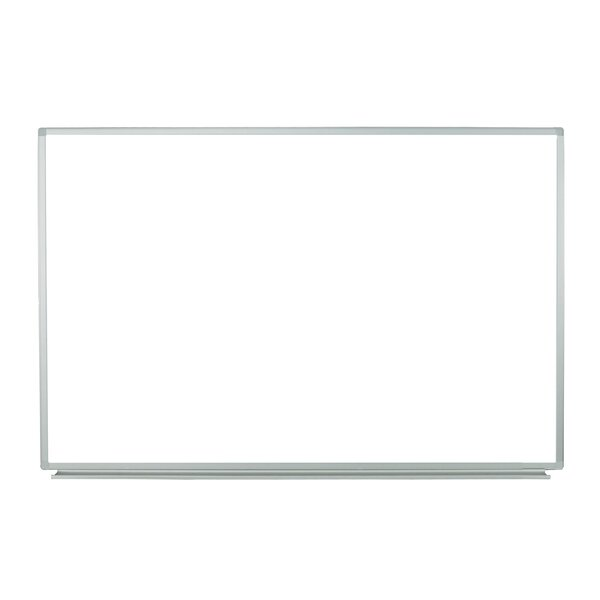 Wall Mounted Magnetic Whiteboard, 60 x 40 by Offex