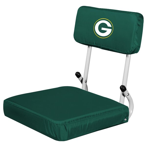 Hardback Stadium Seat with Cushion by Logo Brands