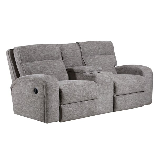 Kenda Stone Reclining Loveseat by Latitude Run