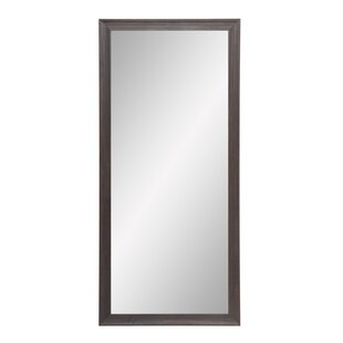 Brandt Works LLC Espresso Accent Mirror