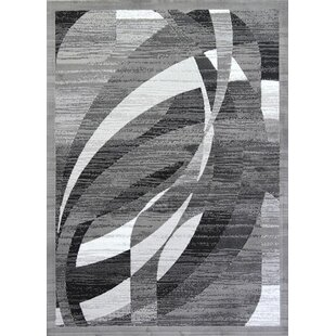 Best Deals Crigler Gray Area Rug By Orren Ellis