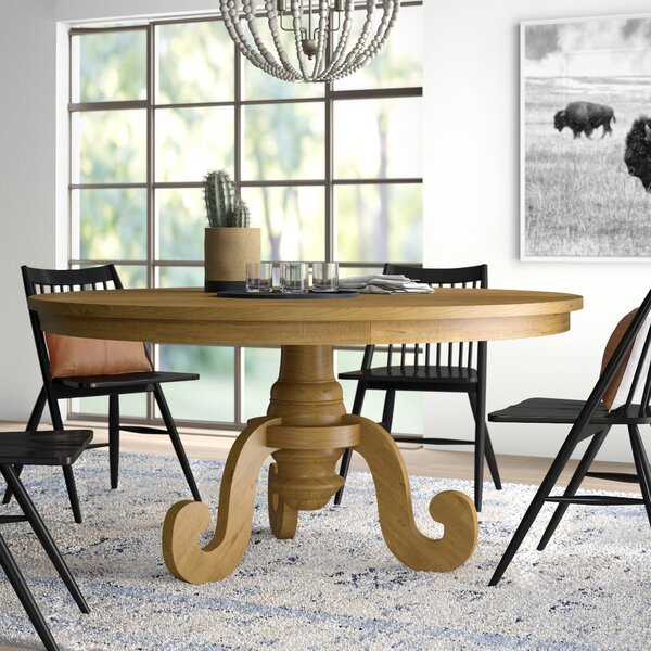 Firmin Dining Table by Mistana