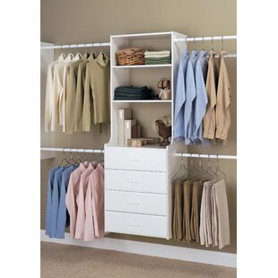 walk for d sale systems decor custom index inspiration elfa shelving deluxe closets in white htm organizer slide closet