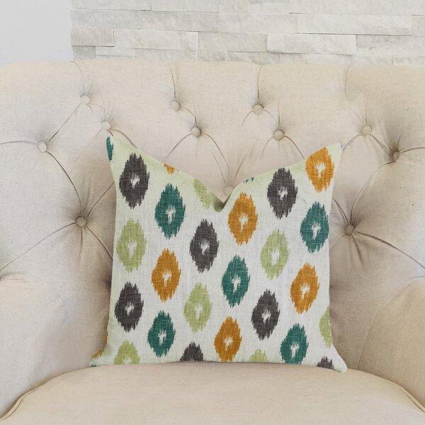 Taastrup Ikat Luxury Pillow by Brayden Studio