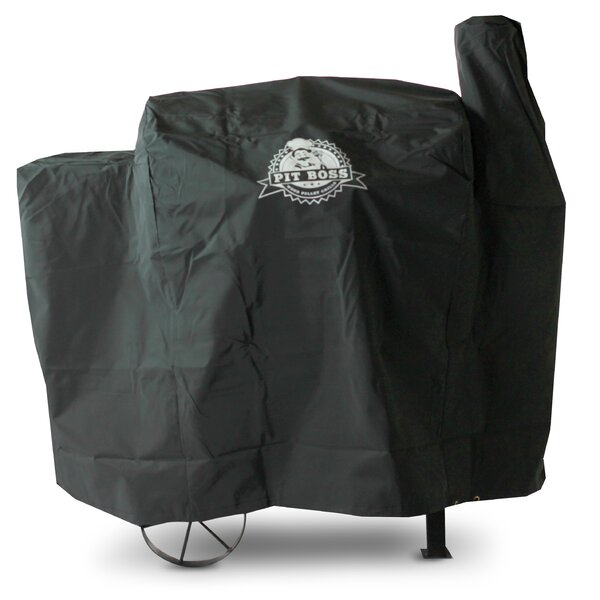 820D Custom-Fitted Grill Cover - Fits up to 13 by Pit Boss