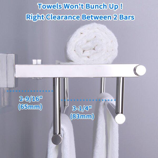fleur de lys metal rack bathroom towel rack Mid century Fleur De Lys black Metal wall rack for Towels- kitchen towel rack tie rack holder